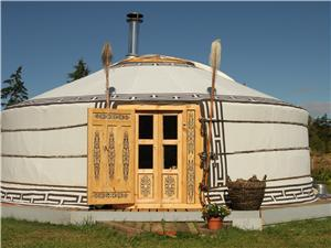 SunTime Yurts - Company in Seattle