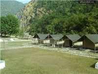 Luxury Tents in Rishikesh