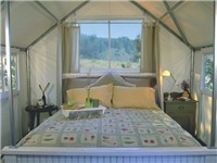 Luxury Tents | Cabins in Pescadero