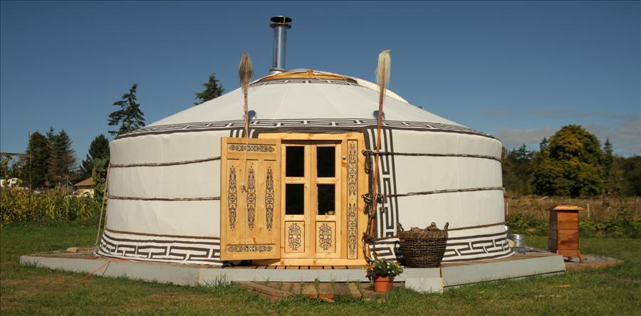yurt makers in north carolina