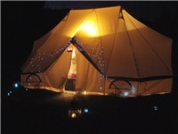 Luxury Tents in Sardinia