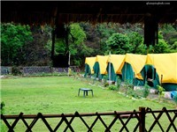Luxury Tents | Cabins in Rishikesh
