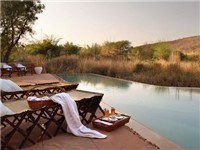 Luxury Tents in Rathambhore