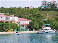 Villa in Cruz Bay