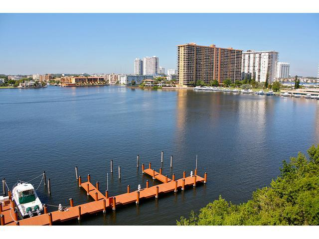 Intracoastal views from your private balcony!