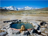Natural Hot Springs - Outdoor Activities in Mammoth Lakes