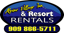 Alpine Resort Rentals Logo