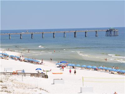 Easy walk or drive to fishing pier!