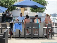 Bar at the Pool