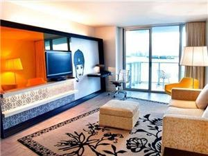 Condo-Hotel in Miami Beach