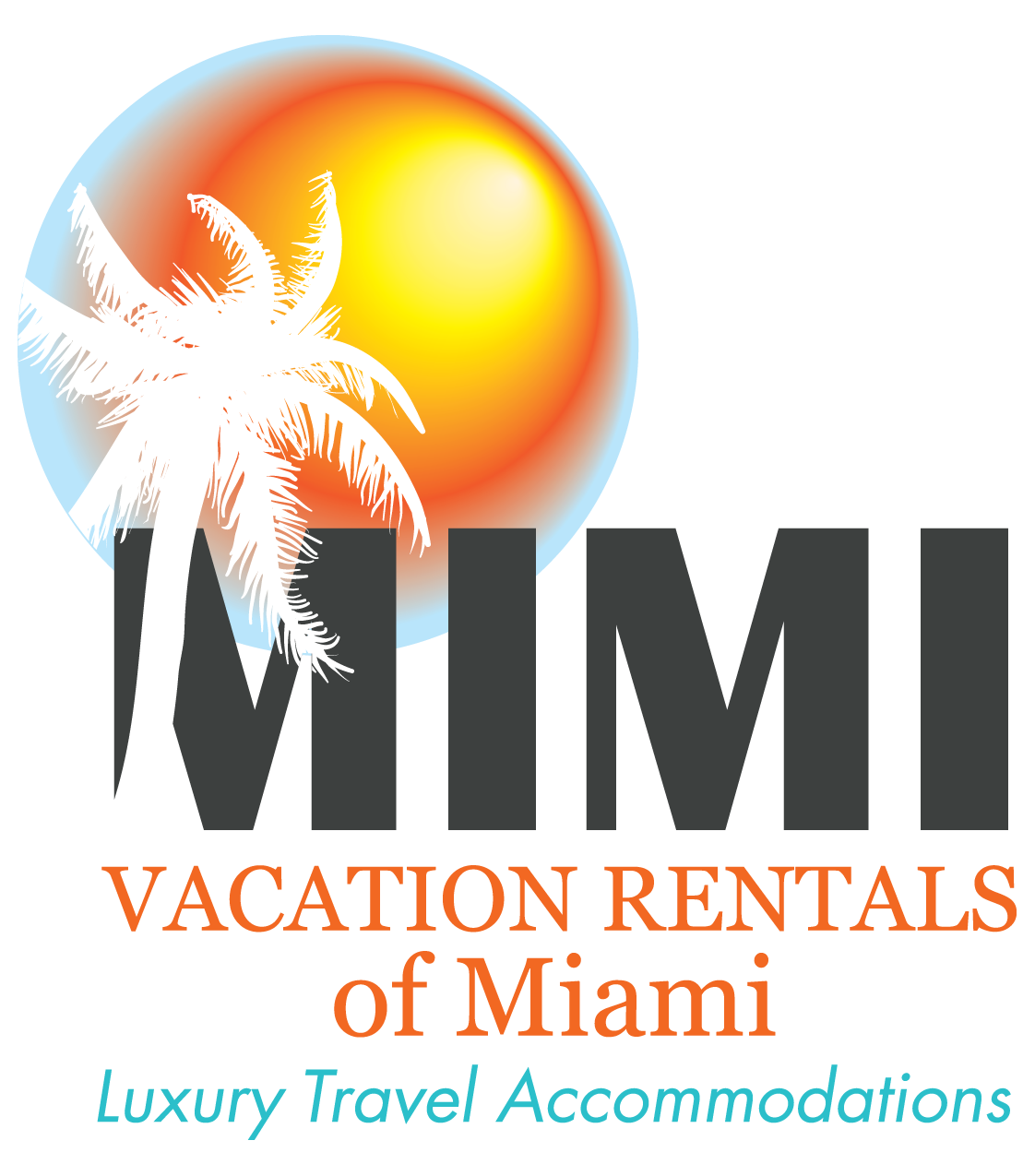 Mimi Vacation Rentals Luxury Travel Accommodations Logo