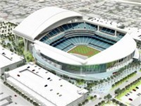 New Marlins Ballpark - Sports Center in Miami