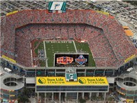 Sun Life Stadium - Sports Center in Miami Gardens