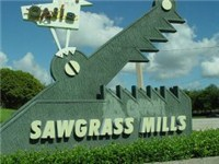 Sawgrass Mills Mall - Shopping Outlet Mall in Sunrise