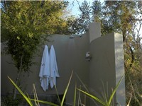 Outdoor Showers, a Bush Special