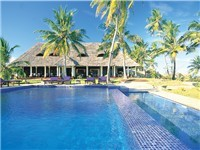The Swimming pool - The Palms, Zanzibar