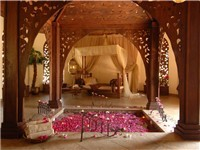 The Sultan's bath, the Spa - The Palms, Zanzibar