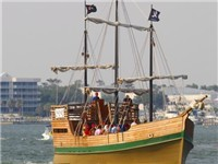 Pirate Ship Cruise - Outdoor Activities in Orange Beach
