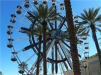 Ferris Wheel at the Wharf - Outdoor Activities in Orange Beach