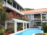 Villa in Soufriere