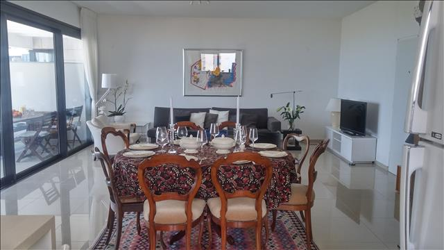 T- Towers - Beautiful Condo with sea views, Ir Yamim, UZ02K