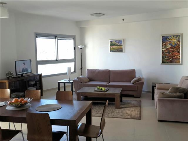 Beautiful Condo with views of sea and nature reserve, Ir Yamim - NY01