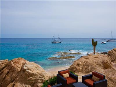 Breathtaking views of Chileno Bay