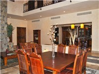 Dining Room with seating for 8 guests