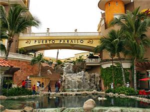 Puerto Paraiso Shopping Mall - Shopping Center in Cabo San Lucas