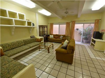 The casita livingroom
