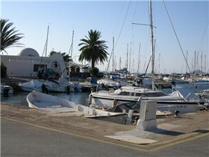 View of the Marina, Mar de Cristal