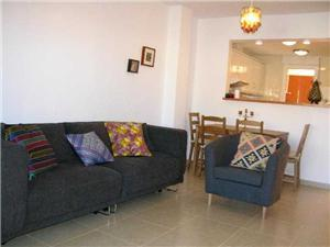 Lounge and Kitchen Area, 1207 Albatros Playa 3