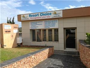 Resort Choice La Manga Club Office - Property Management in Los Belones