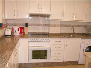 Kitchen Area, 1207 Albatros Playa 3