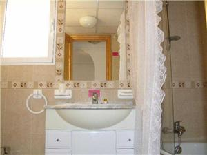 Bathroom, 4105 Ribera Beach 2