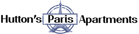 Hutton's Paris Apartments Logo
