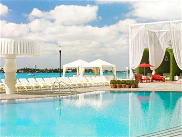 Luxury at the Mondrian Miami