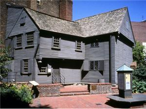 Paul Revere House - All Seasons Attraction in Boston