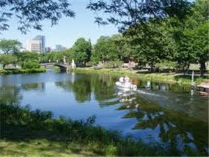Charles River Esplanade - Outdoor Activities in