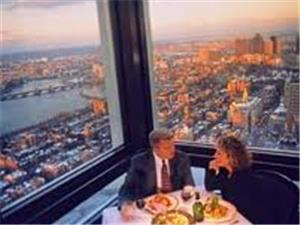 Top of the Hub - Restaurant in Boston