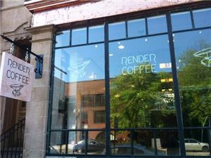 Render Coffee - Restaurant in Boston