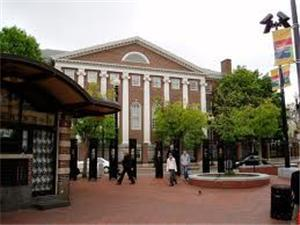 Harvard Square - Outdoor Activities in