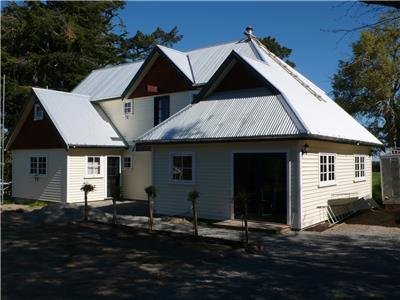 Ski House in Methven