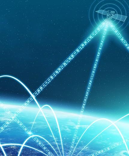 O que é a tecnologia satelital usada pela CEABS?