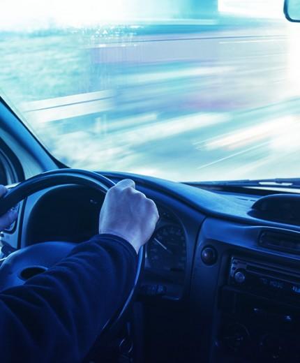 Telemetria: comportamento do motorista ao volante