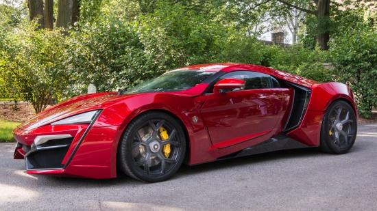 Os 5 automóveis mais caros do mundo