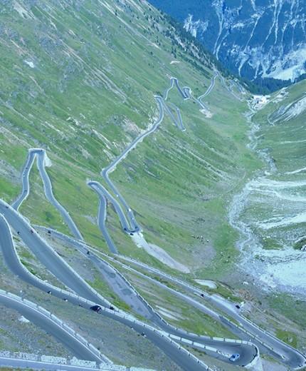 As estradas mais perigosas do mundo – Passo do Stelvio