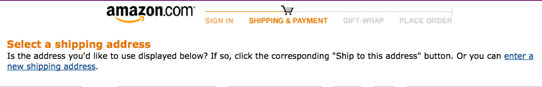 amazon ship and pay