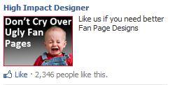 Good Facebook Ad Example