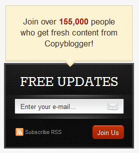 Copyblogger Builds Social Proof